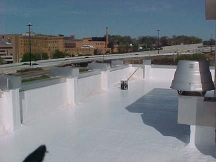 Seamless Roof From Polarhide Coat Your Seamed Roofs With