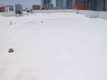 Polarhide Condo Roof in Miami