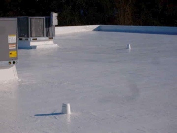 Polarhide Roof -One way air vents for drying roof interiors over time