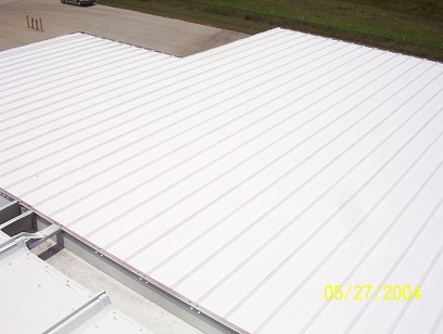Roof Coated 2004